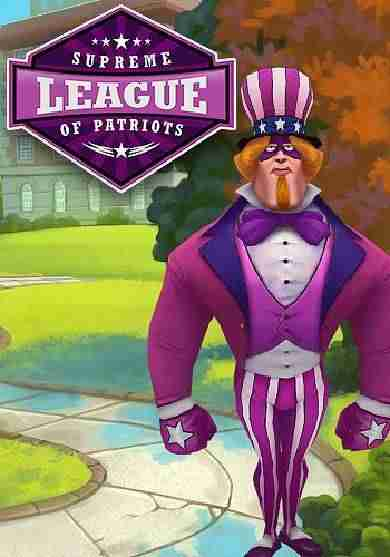 Descargar Supreme League of Patriots Issue 1 to 3 [ENG][ACTiVATED] por Torrent
